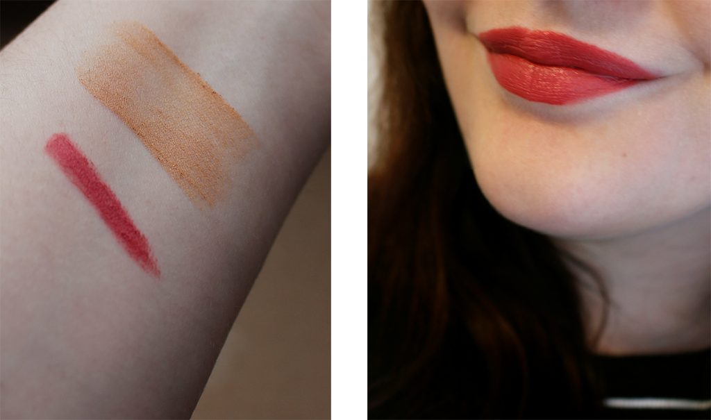 complexion illuminator swatches twist & lips 411
