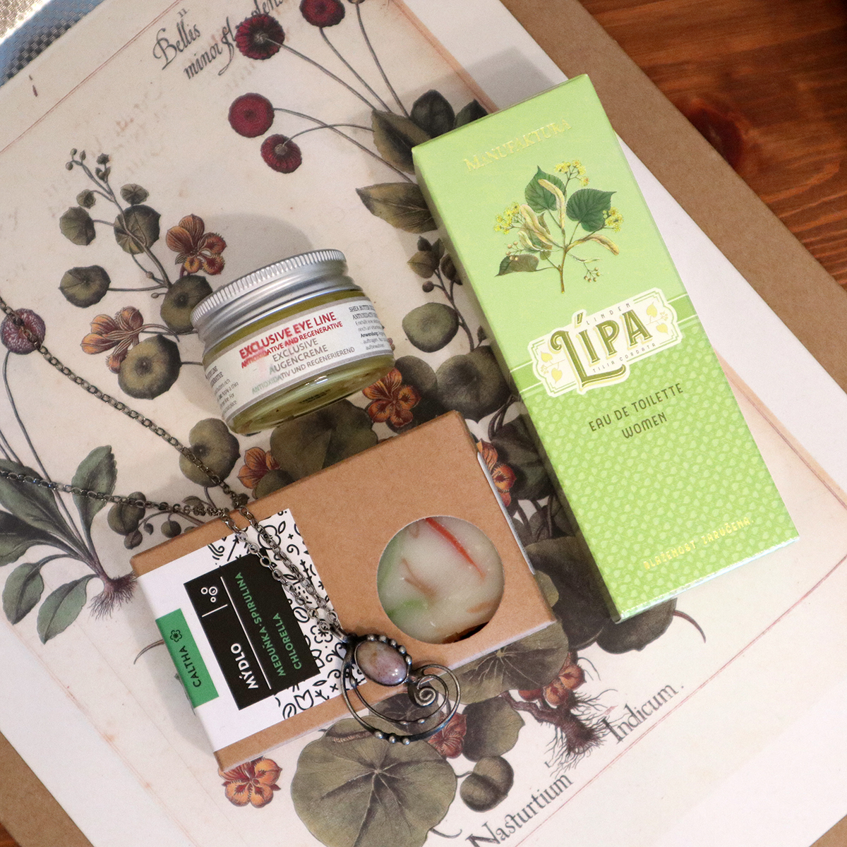Naturkosmetik Beauty Travel in Prag: Manufaktura, Botanics, Schmuck