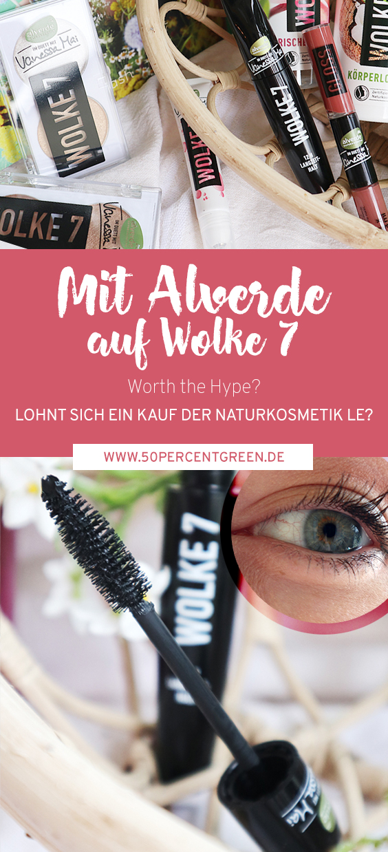Alverde Limited Edition Wolke 7 - Worth the Hype - Beste Naturkosmetik Mascara?